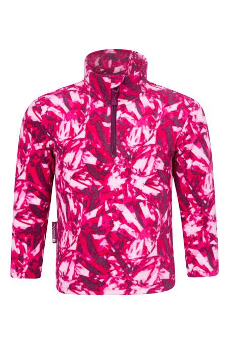 Endeavour Kids Printed Fleece  £2.99 - Mountain warehouse - £2.50 c&c