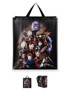 Avengers: Infinity War Reusable Shopper Bag now £2 / £5.95 delivered Disney Store