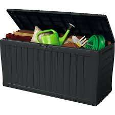 Keter Hollywood 270L outdoor storage box in store £20 @ B&Q swansea (edit now online)