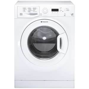 Hotpoint WMJLF842P Freestanding Washing Machine, 8kg Load, A++ Energy Rating, 1400rpm Spin, White £269 @ John lewis