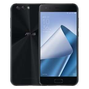 Asus Zenfone 4 64GB Phone - Midnight Black £351.99 @ ebuyer
