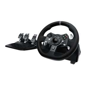 Logitech G920 Driving Force Racing Wheel For Xbox And PC £156.94 Delivered (Using Code W15) @ Bargain Crazy