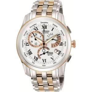 Citizen Men's Eco-Drive Calibre 8700 Perpetual Calendar Watch, £129 from H. samuel