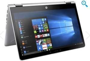 HP Pavilion x360 14-ba104na Convertible Laptop 3 Year Care Pack Included - £599 @ HP