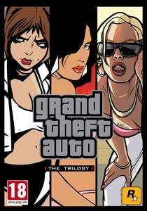 Grand Theft Auto: The Trilogy .San Andreas, GTA: Vice City and GTA III- gamesplanet @ £5.55