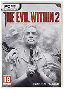 The Evil Within 2 Inc Last Chance DLC PC New Boxed (Steam Activation) @ Amazon £10.07 (Prime) £12.06 (non-prime)