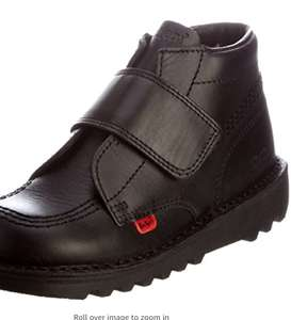 Kickers Kick Kilo Strap Boys Shoes amazon - £20.60
