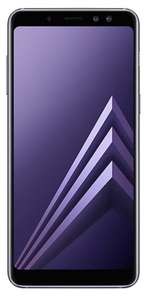 Samsung galaxy A8 - Orchid Grey/Black/Gold 4GB 32GB @ ebuyer - £330.95