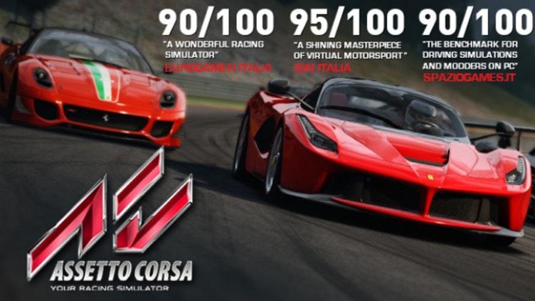Assetto Corsa PC £7.79 or cheaper @ Fanatical