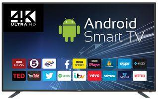 "65"" 4K Ultra-HD Smart LED TV Freeview HD @ CPC - £598.80"
