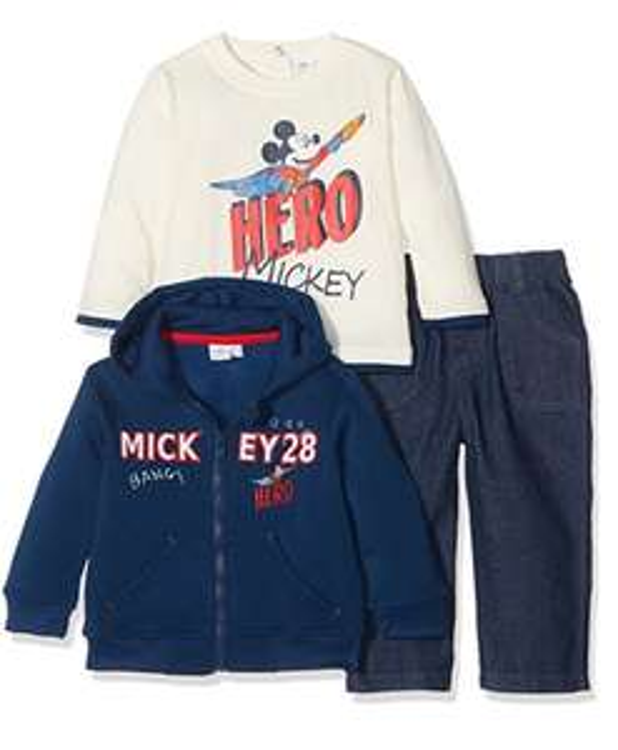 Disney Baby Boys' Hero Mickey Clothing Set - £10.28 (size 3-6 months) @ Amazon Prime / £14.27 non-Prime