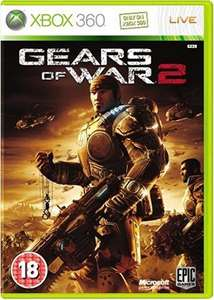 Gears of War 2 (Pre-owned) Xbox 360/One (Xbox One X Enhanced & All DLC Maps free @ Xbox Store) In-Store 50p/£2 Delivered @ Cex