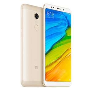 Global Version Xiaomi Redmi 5 Plus 3GB 32GB Mobile Phone - £113.44 @ aliexpress (Seller: Xiaomi MC Store Get US $2.00 off on orders over US $139.00)