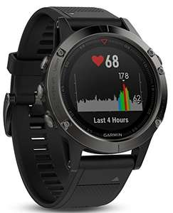 Garmin Fenix 5 GPS Multisport Smartwatch with wrist-based heart rate monitor - £386 @ Amazon.de delivered