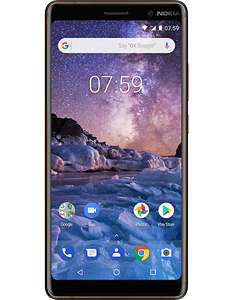 Nokia 7 Plus £697.99 (Possibly £637.99 with TCB- Promo) - £49.99 up front / £27pm x 24 months. CPW