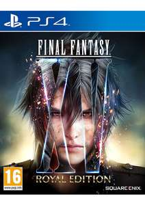 [PS4] Final Fantasy XV Royal Edition - £19.85 - Simply Games