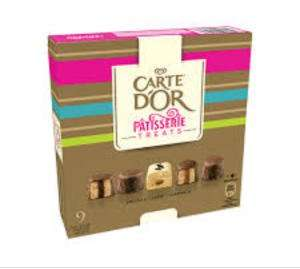 Carte d'or patisserie 2 for £1 at Jack Fulton
