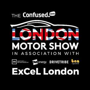 see big ones at london motor show 2018