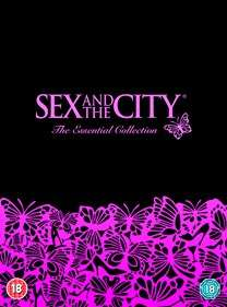 Sex And The City Series 1-6 19 Disc DVD Box Set Only £9 with code at Zoom.