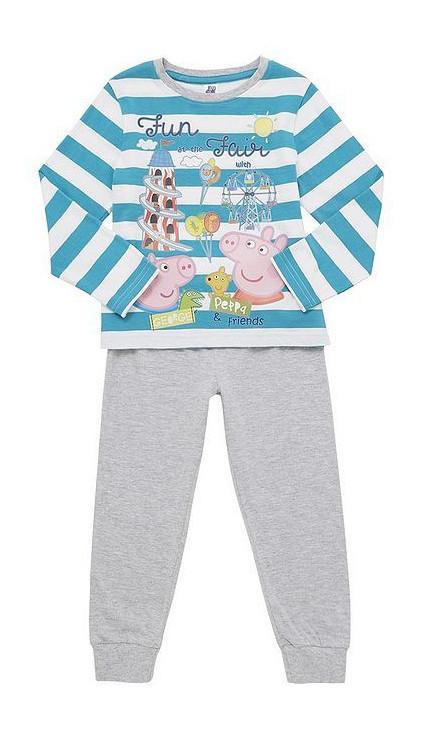 Peppa Pig Fun at the Fair Pyjamas and Book Set for £5 @ Tesco F&F (Free C&C)