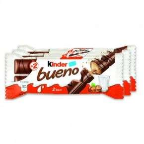 Kinder Bueno Milk & Hazelnut 3 Pack £1 at PoundLand