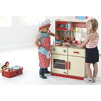 Deluxe Wooden Play Kitchen £28 C+C @ Asda George (more in OP)