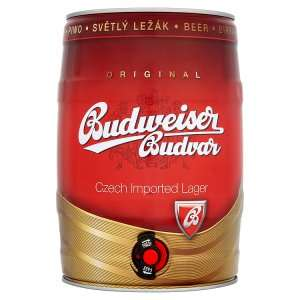 5L mini kegs - Tennent's Lager £12, Budweiser Budvar and Old Speckled Hen £12.50 instore @ Morrisons Neilston Road (Paisley)