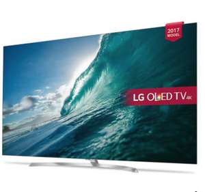 "LG OLED55B7V 55"" Ultra HD OLED TV @ Peter Tyson -  £1599"