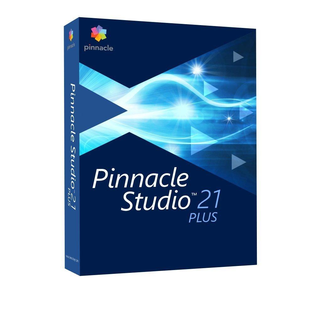 Pinnacle Studio 21 Plus (PC) - £44.98 @ Amazon