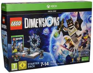 LEGO Dimensions Starter Pack (Xbox One) £29.99 Delivered @ Amazon