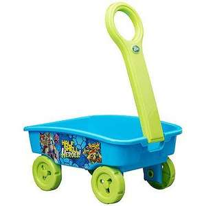 Teenage Mutant Ninja Turtles Half-Shell Heroes Play Wagon now £3.33 in Crazy Sale @ The Entertainer (more in OP)