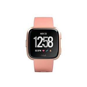 New Fitbit Versa @ Curry's 199.99 - 20‰ cashback with Quidco = 159.99 plus possible £5 cashback for Premium Quidco accounts = 154.99