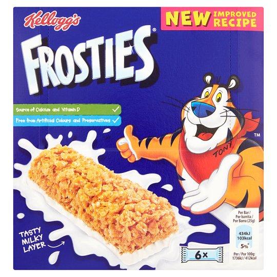 Frostie bars b&m 10p a box