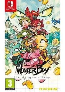 Wonder Boy: The Dragon's Trap (Nintendo Switch) £24.95 Delivered @ Base