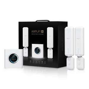Ubiquiti AmpliFi HD Mesh WiFi System [UK Model] - Router + 2 Mesh points £299.98 C&C / £305.46 delivered @ Scan