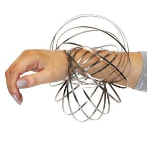 Kinetic Flow Rings  - New craze for Kids! Here's where to buy them