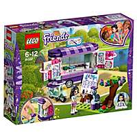 LEGO Friends  41332 - Emma's Art Stand £12.97 @ Asda George