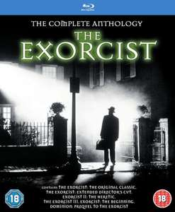 The Exorcist - Complete Anthology - Very Limited Release Blu-ray £15.98 Delivered @ Zavvi
