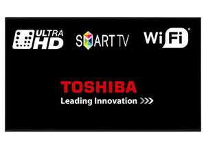 "(Refurbished 12 month warranty) Toshiba 43U6763 43"" Smart LED TV 4K Ultra HD Freeview Unit Only With Power Lead £237.50 @ Tesco outlet ebay"