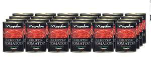 Napolina Chopped Tomatoes Cans, 1.6 kg, Pack of 6 amazon prime £7.32 Prime £11.31 Non Prime