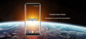 "Energizer Power Max P600S Black Carbon 5.99"" 32GB 4G Unlocked & SIM Free £299.97 at Laptops Direct"