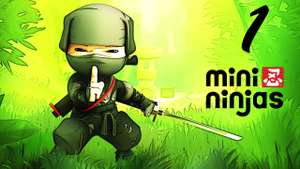 Mini Ninja - Steam (Free) with code at SQUARE ENIX