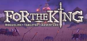 For The King £12.39 @ Steam