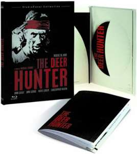 The Deer Hunter - Limited Digibook (Studio Canal Collection) Blu-ray £7.98 delivered @ Zavvi