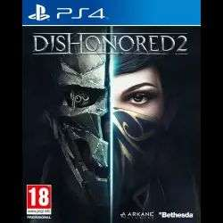Dishonored 2 (PS4) £4 Delivered (Used) @ Gamescentre