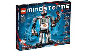 LEGO 31313 Mindstorms EV3 Robot Kit asda free click and collect or 2.95 delivery @ Asda