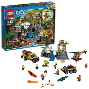 LEGO 60161 Jungle Exploration Site £52.50 @amazon & John Lewis