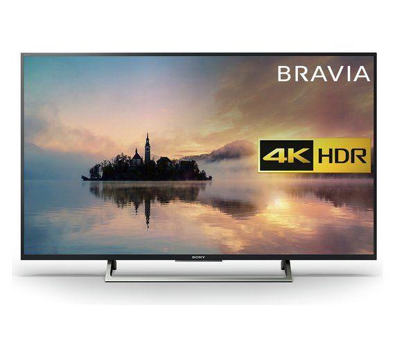 Sony Bravia KD43XE7002BU 4K/HDR - £383.98 +5yr warranty - instore @ Costco Derby