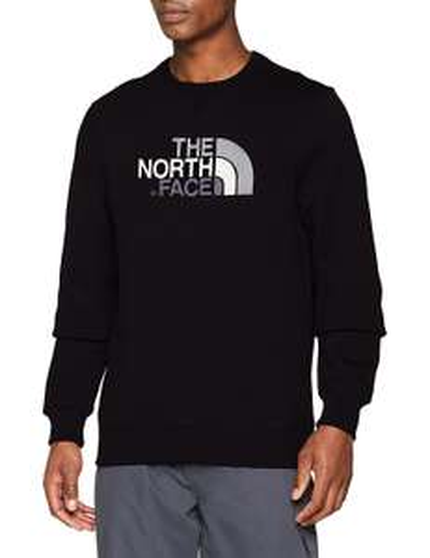 The North Face Men's Drew Peak Crew Neck Pullover TNF Black ( Large ) £33.43 @ Amazon