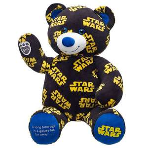 Build-A-Bear Workshop YAY for May (3 day flash sale) up to 60% off selected bears.